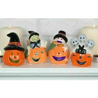 Decoratiune Halloween Dovleac, 4 modele