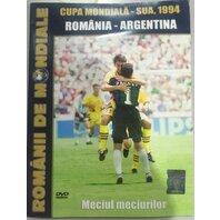 DEST-DVD ROMANIA-ARGENTINA