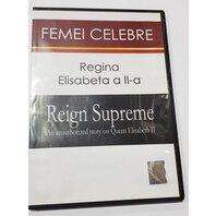 DEST-DVD SLIM-FEMEI CELEBRE-REGINA ELISABETA a II-a