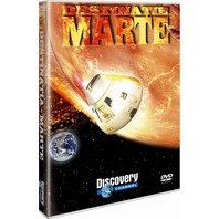DVD Destinatie Marte - Partea I