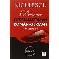 Dic?ionar german-român/român-german: uzual