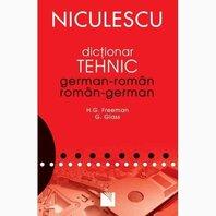 Dic?ionar tehnic german-român/român-german