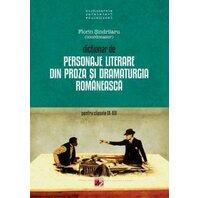 DICTIONAR DE PERS LIT IX-XII ED.5