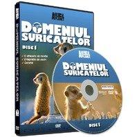 DVD Domeniul suricatelor 1