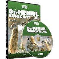 DVD Domeniul suricatelor  2