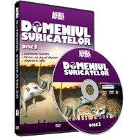 DVD Domeniul suricatelor 3