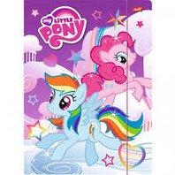 Dosar A4 My Little Pony , cu elastic