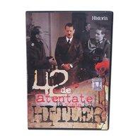 DVD 42 de atentate la viata lui Hitler