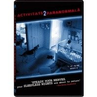 DVD ACTIVITATE PARANORMALA 2