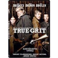 DVD ADEVARATUL CURAJ (2010)