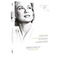 DVD COLECTIA GRACE KELLY (Pachet  3 discuri)