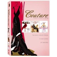 DVD COUTURE COLLECTION (Pachet: 3 Discuri)