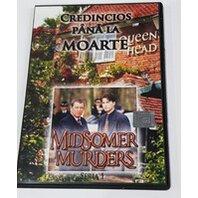 DVD Crimele din Midsomer, Credincios pana la moarte