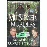 DVD Crimele din Midsomer, vol. 11