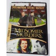 DVD Crimele din Midsomer, vol. 3