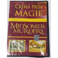 DVD Crimele din Midsomer, Crima prin magie