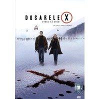 DVD DOSARELE X: VREAU SA CRED
