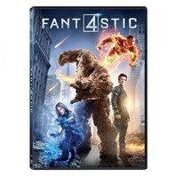 DVD FANTASTIC 4 (2015)