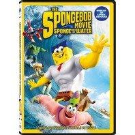 DVD FILMUL SPONGEBOB: BURETELE PE USCAT