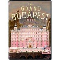 DVD HOTEL GRAND BUDAPEST