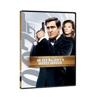 DVD IN SLUJBA MAJESTATII SALE (ES - 2 discuri)(COLECTIA BOND NR. 6)
