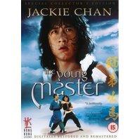 DVD Jackie Chan Tanarul maestru