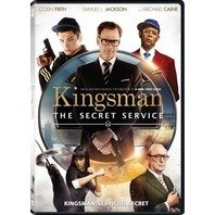 DVD KINGSMAN: SERVICIUL SECRET