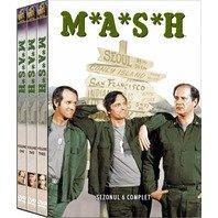 DVD MASH - SERIA 6 (3 discuri)