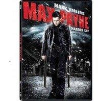 DVD MAX PAYNE
