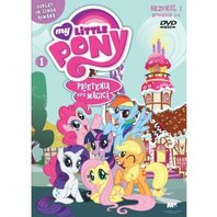 DVD MY Little Pony sezon 1