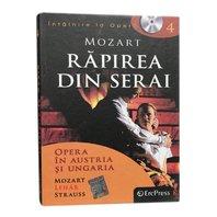 DVD Opere vol. 4 - Rapirea din serai (carte si DVD)