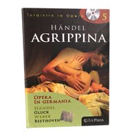 DVD Opere vol. 5 - Agripina (carte si DVD)