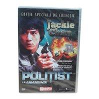 DVD Politist la anaghie