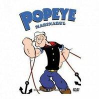 DVD POPEYE MARINARUL  desene animate
