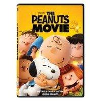 DVD SNOOPY SI CHARLIE BROWN: FILMUL PEANUTS