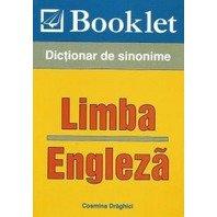 Engleza ,dictionar de sinonime