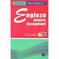 Engleza pentru începatori (cu CD audio)