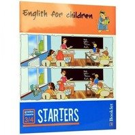 English for children -Starters cls 3-4