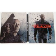 Equalizer / The Equalizer - Blue-Ray + Dvd (Steelbook editie limitata)