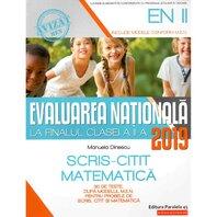 EVALUARE NATIONALA 2019. CLS. II. SCRIS-CIIT. MATEMATICA