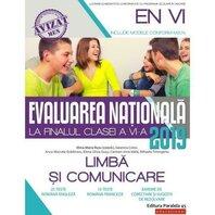 EVALUARE NATIONALA 2019. CLS. VI. LIMBA SI COMUNICARE