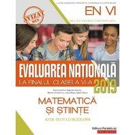 EVALUARE NATIONALA 2019. CLS. VI. MATEMATICA