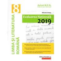 EVALUARE NATIONALA 2019. CLS. VIII. LIMBA SI LITERATURA ROMANA