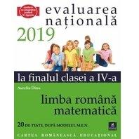 EVALUAREA NAT. 2019 LA FINALUL CL. A IV-A LB. ROM. MATE