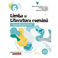 EXERCITII PRACTICE DE LIMBA SI LITERATURA ROMANA. CLS. VI. 2020-2021
