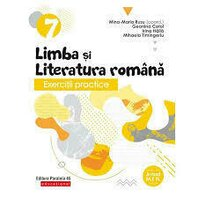 EXERCITII PRACTICE DE LIMBA SI LITERATURA ROMANA. CLS. VII. 2020-2021