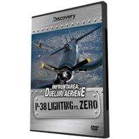 DVD Infruntarea: Dueluri aeriene - P-38 Lighting vs Zero
