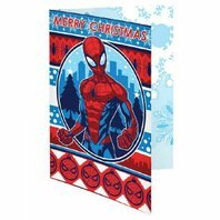 Felicitari Craciun Spiderman