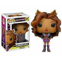 Figurina Funko Pop - Monster High - Clawdeen Wolf - Vinyl Collectible Action Figure (371)