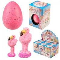 Figurina Oul Magic Flamingo